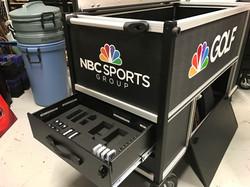Golf Channel-Bigfoot Camera-cargo cart