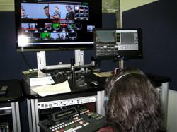 Bigfoot-Santa Monica College on set 2