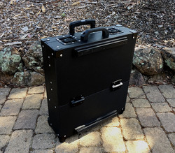 Bigfoot Micro Briefcase closed 4 lg