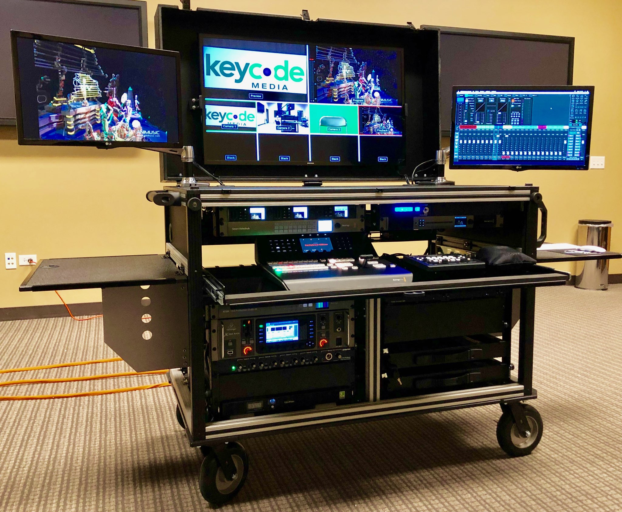 Double Rack System