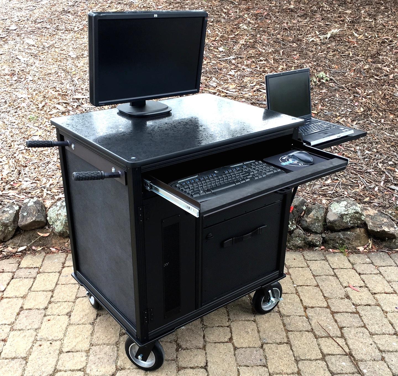 RackPlus Cart large drawer 10