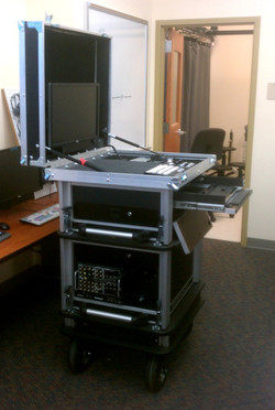 Creative Learning Systems Cubes Tricaster Systems filled