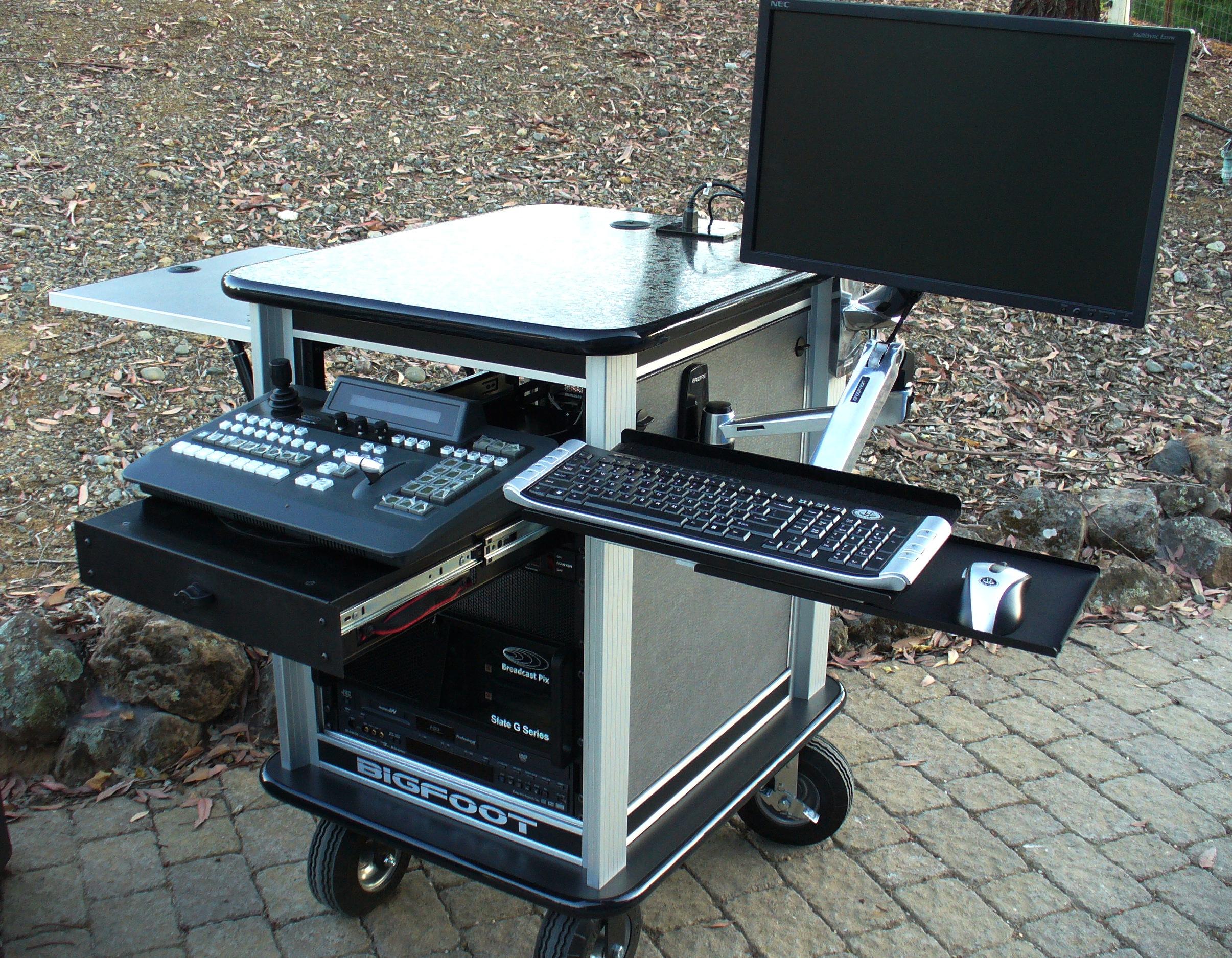 Fort Wood Video cart 3