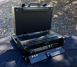 Bigfoot 'Briefcase' video system rear