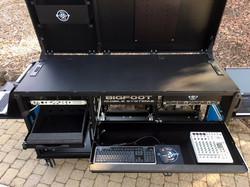 Bigfoot Triplerack cart drawers -