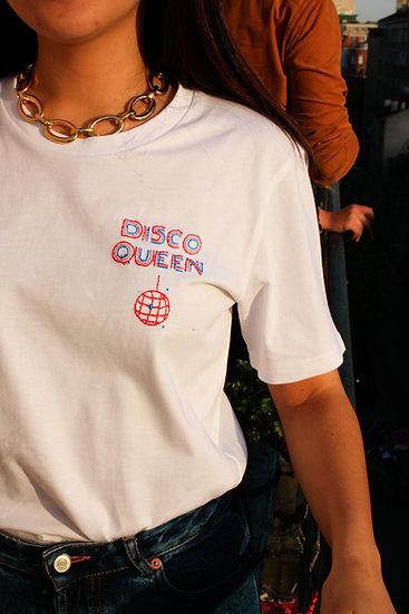 """T-shirt """"Disco Queen"""""""