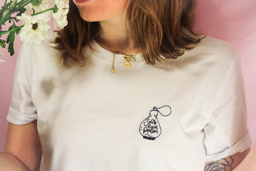 "T-shirt "" Love potion "" - Unisexe"