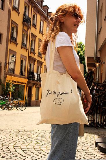 Le tote bag personnalisable