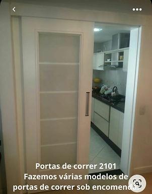 Porta de correr Mar2101.