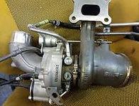 turbina ford fusion ecoboost