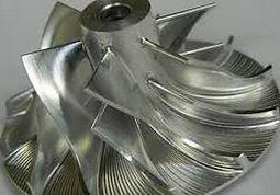 conjunto rotativo turbina