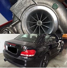 UPGRADE TURBINA BMW N54