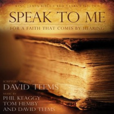 SPEAK TO ME/CD and BOOKLET