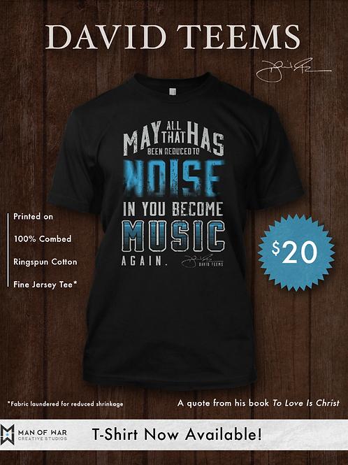 NOISE & MUSIC TEE