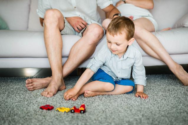 Photographe famille rezé