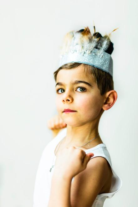 Portrait enfant nantes home studio orlane boisard