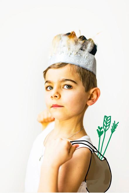 Photographe enfant nantes vendée
