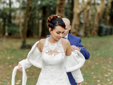 Le mariage de V & A au Château de la Pigossière, à Pont-Saint-Martin