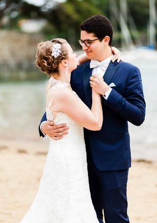 Photographe mariage pornic Orlane Boisard