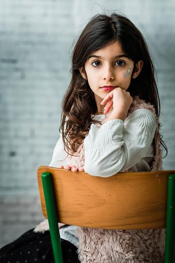 Photographe portrait enfant homestudio o