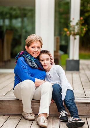 Photographe famille senior vertou orlane