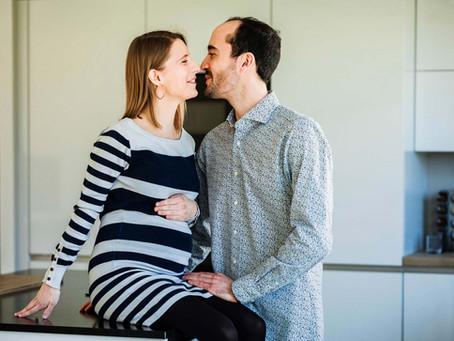 Séance grossesse à domicile - Saint_philbert_de_Grand_Lieu