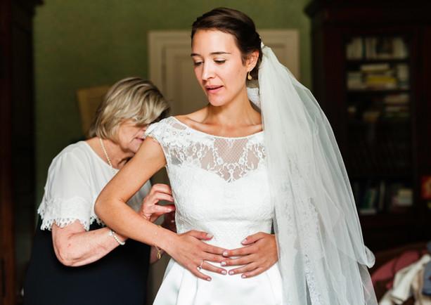 Photographe mariage au Boupère en vendée