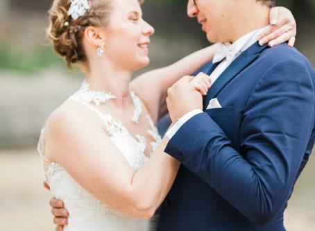 Le mariage franco-tunisien de J & R