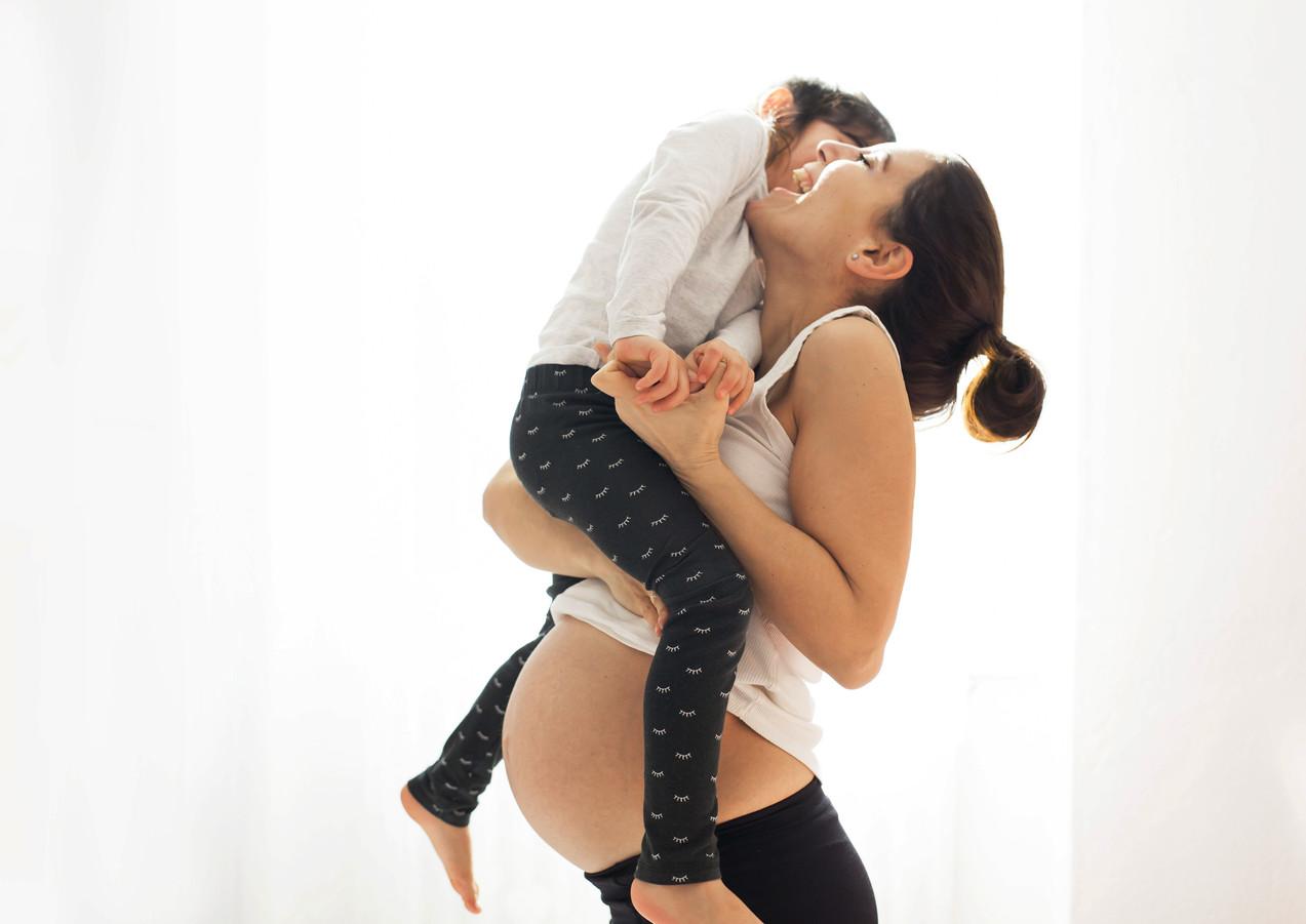 Photographe maternité nantes