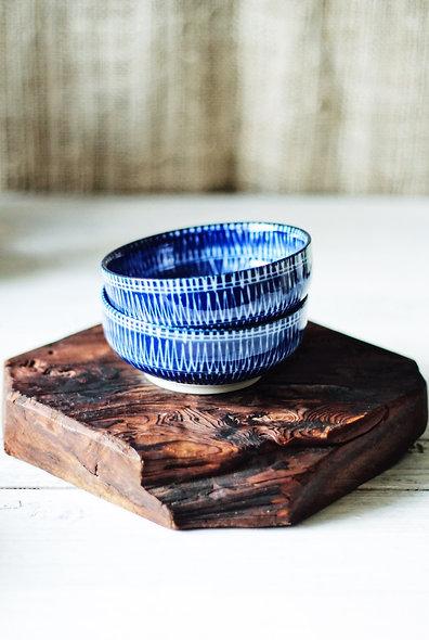 Indigo Bowls