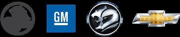 Holden, GM, HSV & Chev Logos.png