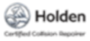 001 Web Logo - Holden_Certified Collisio
