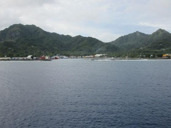 Raratongo, Cook Islands