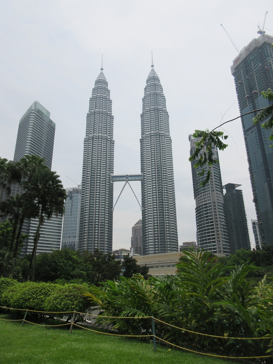 KL, Otherwise known as Kuala Lumpur.