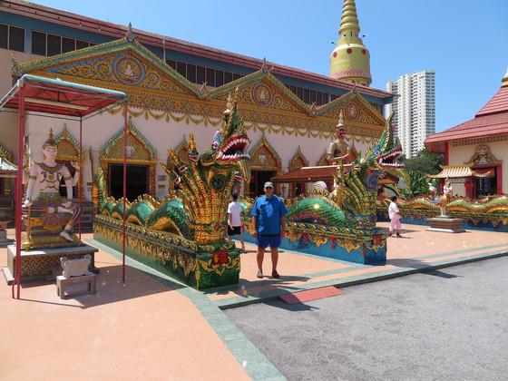 Phuket, Thailand and At Sea En Route to Colombo Sri Lanka.  Two days at sea.