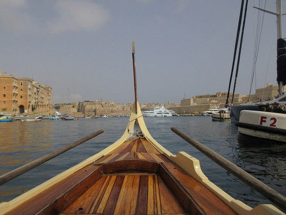 Malta, a tiny island nation in the Mediterranean Sea