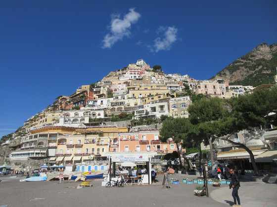Sorrento, Positano, and the Isle of Capri Italy