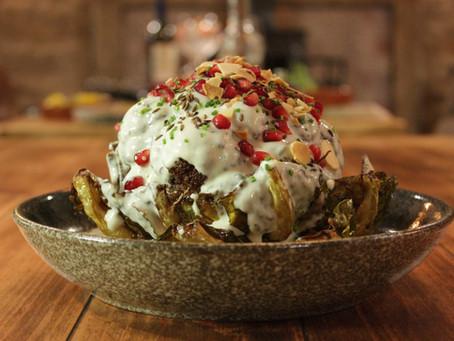 Humble Cauliflower @ The Bridge Inn
