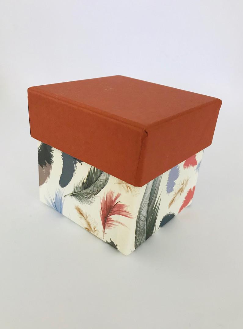 Kaschierte Schachtel