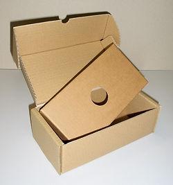 Gestantzte Verpackung