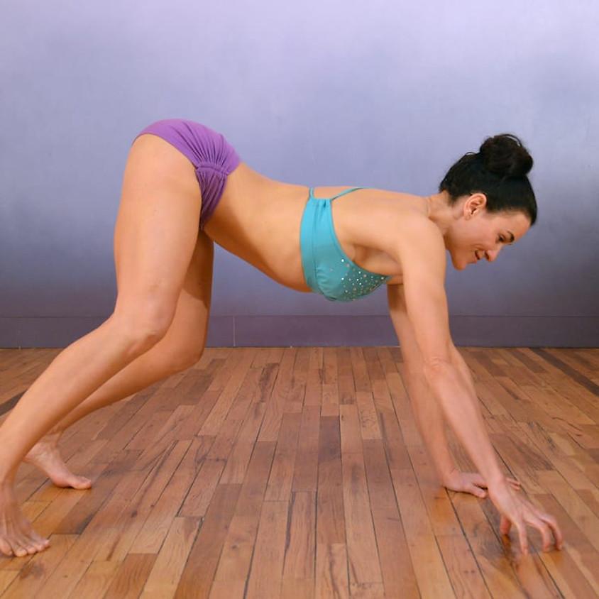 Fascial Connection: evolución postural inspirada en Bowspring.