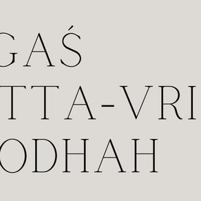 Yoga Sutra 1.2