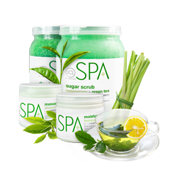 Bcl Spa - LEMONGRASS + GREEN TEA