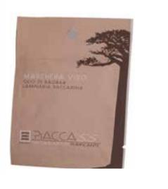 Piacca 5.5 - MASCHERA PURIFICANTE MONODOSE