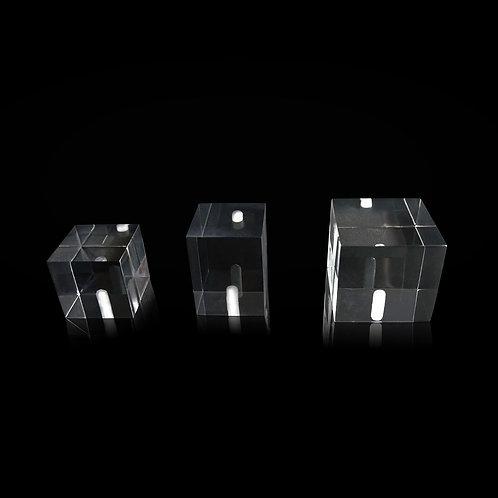 Cube Finials