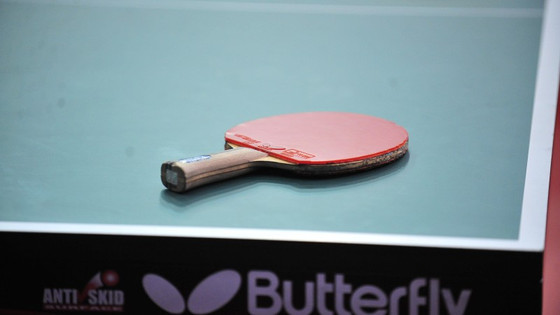 NO TABLE TENNIS SESSION AT THE ACADEMY