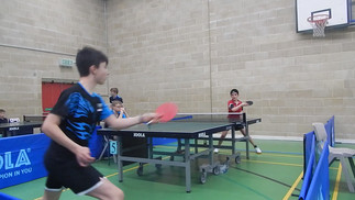 DAY 4 BENJI IN ACTION AGAINST LILLINGTON