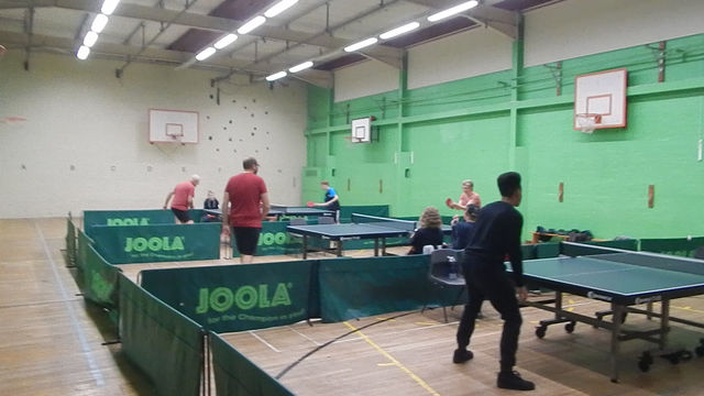 ACTION FROM THE DEVELOPMENT LEAGUE
