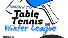 NEW WINTER LEAGUE STARTS ON FRIDAY 13TH OF SEPTEMBER FUNDED BY TTE