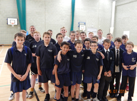 SCHOOL TABLE TENNIS GAMES CANCELLED
